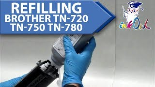 Download How to Refill a Brother TN-720, TN-750, or TN-780 Cartridge Video