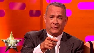Download Tom Hanks Re-Enacts Iconic Forrest Gump Scene - The Graham Norton Show Video