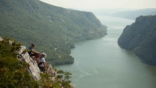 Download The Danube in Serbia: 588 Impressions Video