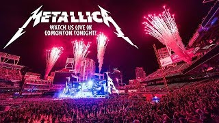 Download Metallica - Live from Edmonton, Canada (August 16th 2017) [Full Webcast] Video