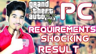 Download GTA 5 PC - MINIMUM Specs & Requirements | Can Your Pc Run GTA 5? | (HINDI) 2018 Video