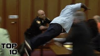 Download Top 10 Insane Courtroom Freak Outs After Sentencing Video