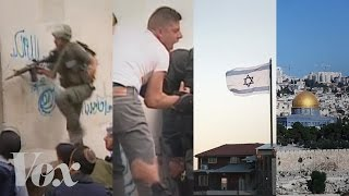 Download Settlers are taking over East Jerusalem one house at a time Video