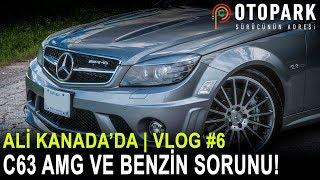 Download Ali Kanada'da | Mercedes C63 AMG ve Benzin Sorunu! | VLOG #6 Video