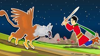 Download जादुई पेड़ और जादुई चिड़िया कहानी-kahani-Hindi Stories For kids- Hindi Fairy tales for kids Video