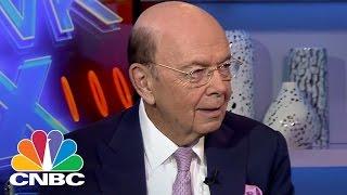 Download Commerce Secretary Wilbur Ross Talks Trade, Trump And Taxes (Full Interview) | Squawk Box | CNBC Video