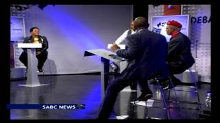 Download On The Trail - EFF, ANC and DA debate, 22 April 2014 Video