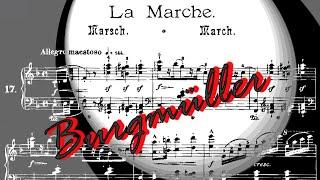Download Friedrich Burgmüller - Marche op. 109 n.17 Video