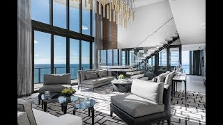 Download Ultra Modern 3 Story Penthouse - Lifestyle Production Group Video