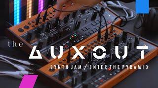 Download BEHRINGER CRAVE - live jam / enter the pyramid Video
