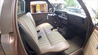 Download 1983 Dodge Ram 50 turbo diesel 5 speed 4X4 Video