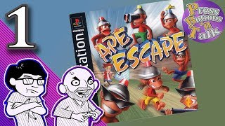 Download Ape Escape, Ep. 1: Animape - Press Buttons 'n Talk Video