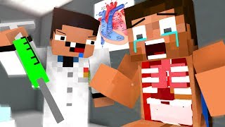 Download Dr. Noob Life - Operation 1 - Craftronix Minecraft Animation Video