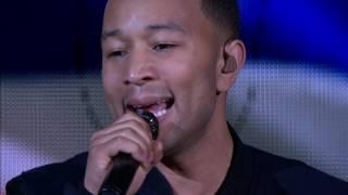 Download John Legend Sings the National Anthem for NBA Finals 2016! Video