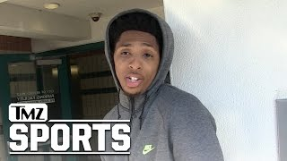 Download NBA's Cameron Payne - Me & Russell Westbrook Freestyle Handshakes | TMZ Sports Video