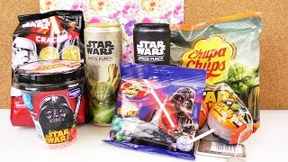Download Der große ″STAR WARS″ Snack Test | Jelly Beans, Space Punch & Chupa Chups | Überraschungen Video