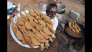 Download KFC Style fried FISH / DADDY / ARUMUGAM / Village food factory Video