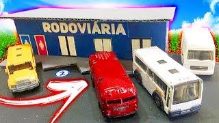 Download RODOVIÁRIA DE ÔNIBUS Hot Wheels ‹ Mini Cidade › Video