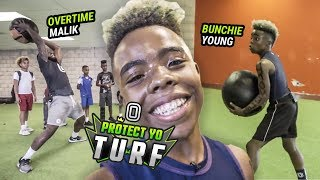 Download 12 Year Old Bunchie Young Goes Through INSANE WORKOUT! ″That's Why They Call You YOUNG PHENOM.″ Video