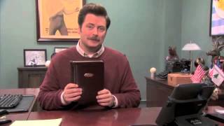 Download Eating With Ron Swanson Video