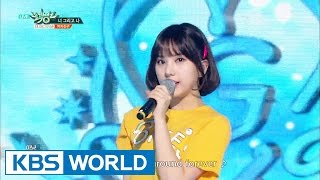 Download GFRIEND - NAVILLERA   여자친구 - 너 그리고 나 [Music Bank HOT Stage / 2016.07.29] Video