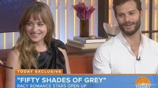 Download 'Fifty Shades of Grey' Stars Admit What It's Really Like Filming Those Racy Sex Scenes Video