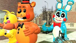 gmod RUNNING FNAF 2 TOY ANAMATRONICS!!!!! Free Download Video MP4