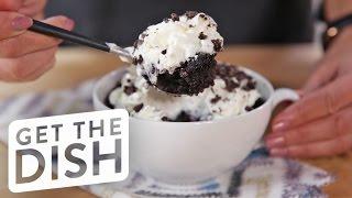 Download Oreo Mug Cake | Get the Dish Video