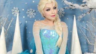 Download Disney's Frozen Elsa Makeup Tutorial Video