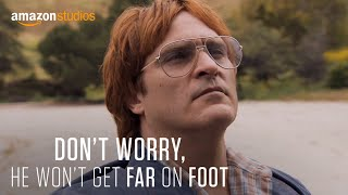 Download Don't Worry, He Won't Get Far On Foot - Featurette: The Making | Amazon Studios Video
