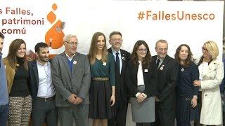 Download Las Fallas, Patrimonio Inmaterial de la Humanidad Video
