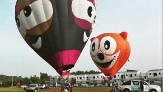 Download Hot Air Balloon @ Putrajaya - Music Video Video