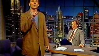 Download Bill Murray and the Heckler (Joe Furey) on Letterman Video