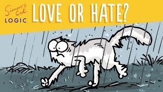 Download Do Cats Really Hate Water? - Simon's Cat | LOGIC Video