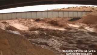 Download Insane Flash Flooding, Antelope Canyon and Page Arizona. August 2nd, 2013 Video