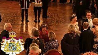 Download Representationsmiddag på Kungliga slottet Video