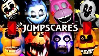 Download 200 EXTRAS JUMPSCARES! | Iulitm | FNAF & Fan Games Video