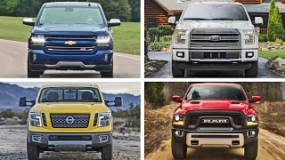 Download TOP 10 Best Pickup Truck 2016 Video