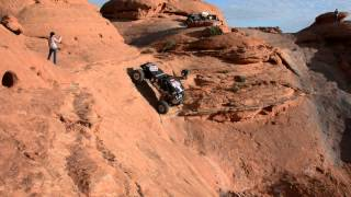 Download ″Youve Got To Be SUPER Nuts″ Sand Hollow Rock Crawling Extreme Video
