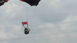Download Parachute Crash In Sri Lanka Video