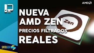 Download Nueva CPU AMD ZEN SR3, SR5, SR7 & Special SR7 Video