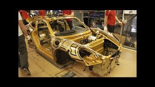 Download The production process of the 911 Turbo S Exclusive Series – Assembly. Video