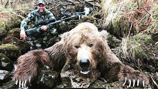 Download 10ft MONSTER BROWN BEAR HUNT - Stuck N the Rut 109 Video