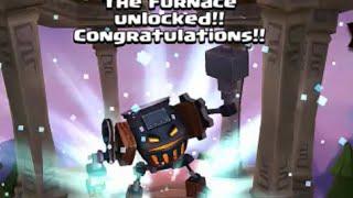 Download 35 HEROIC ROLLS!! - FURNACE UNLOCK!! - Dungeon Boss Video