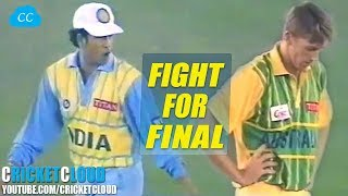 Download EPIC SEMI FINAL IND VS AUS TITAN CUP 1996 @MOHALI !! Video