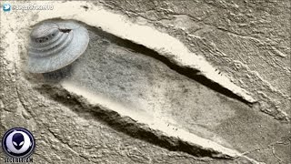 Download 600ft UFO Crash Site Discovered On Mars! 11/23/16 Video