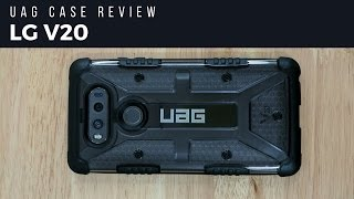 Download LG V20 Case Review: UAG - Rugged Protective Case Video