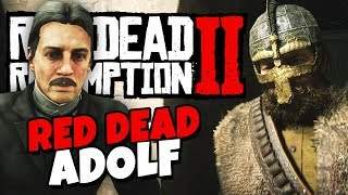 Download Red Dead Redemption 2 - Red Dead Adolf - Funny Moments Video