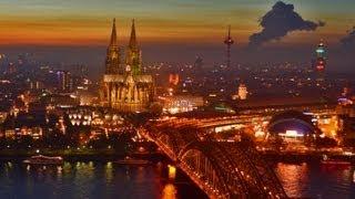 Download Köln / cologne in motion. Timelapse Köln Video
