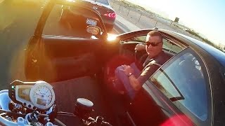 Download Stupid, Crazy & Angry People Vs Bikers 2017 - Bad Drivers Caught on GoPro! [Ep.#02] Video
